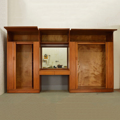 Mid Century Wardrobes & Dressing Table by Austinsuite