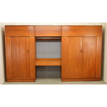 Load image into Gallery viewer, Mid Century Wardrobes & Dressing Table by Austinsuite