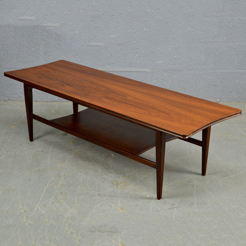 Mid Century Vintage Coffee Table by Richard Hornby