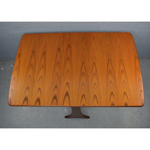 Load image into Gallery viewer, Mid Century Teak Drop Leaf Dining Table by G Plan