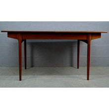 Load image into Gallery viewer, Mid Century Teak Dining Table by Bath Cabinet Makers