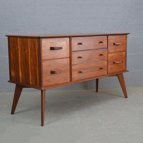 Mid Century Vintage 1960s Chest of Drawers by Alfred Cox