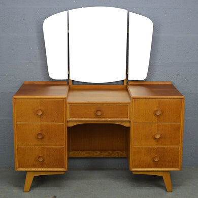 Mid Century Vintage 1960s Dressing Table by Meredew