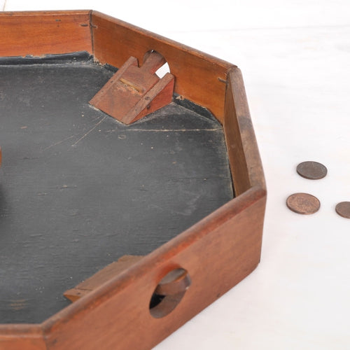 Primitive Coin Flipping Game
