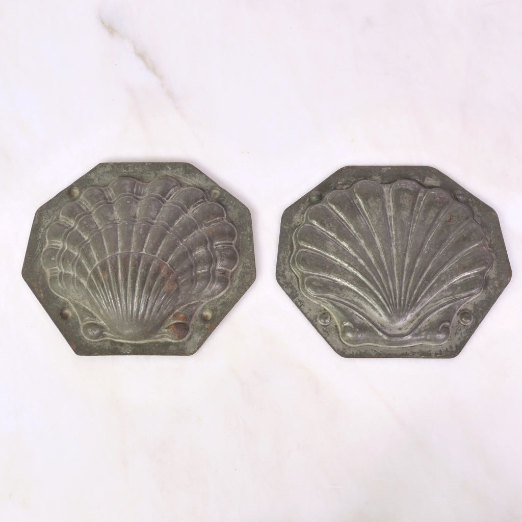 Vintage Scallop Chocolate Mould