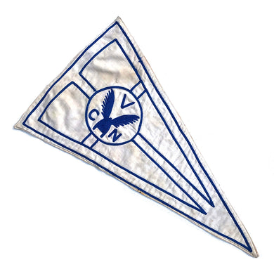 Embroidered Camp Flag Pennant - VCN