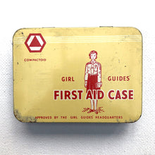 Load image into Gallery viewer, Girl Guides First Aid Case