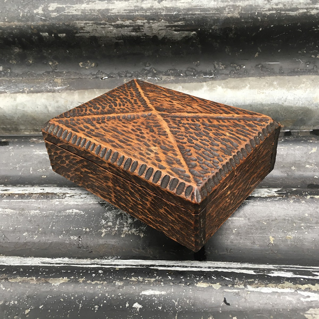 1940s Wooden Box