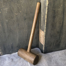 Load image into Gallery viewer, Good Old Wooden Builder's Mallet