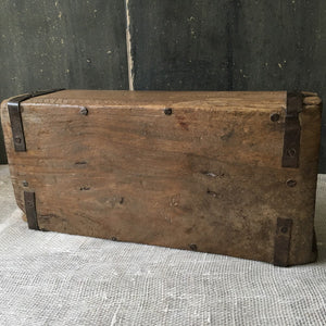 Old Wooden Brick Mould