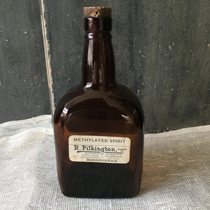 Vintage Chemist Bottle
