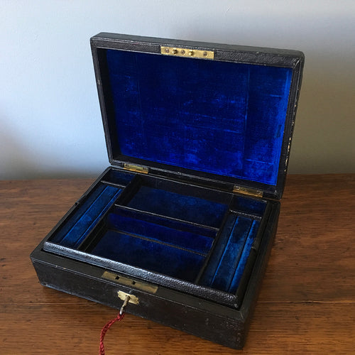 19th Century Jewellery Box