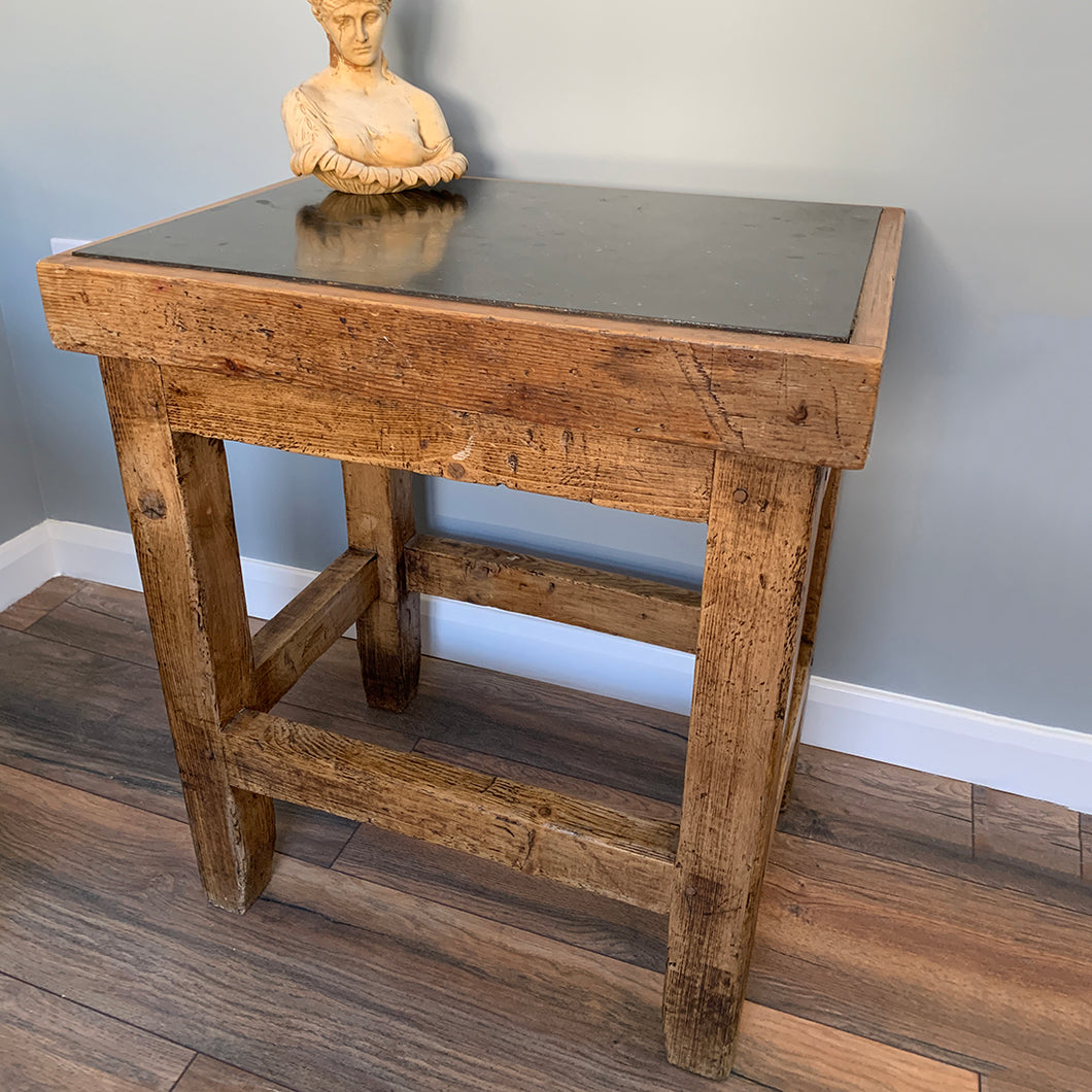 Early 20th century French Prep Table