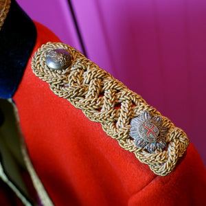 1977 Life Guards Uniform