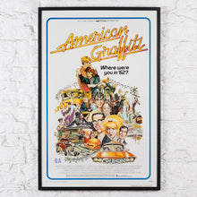 Load image into Gallery viewer, American Graffiti - Original Us One-sheet Film Poster