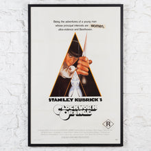 Load image into Gallery viewer, A Clockwork Orange - Original US One-sheet Poster