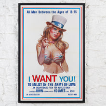 Load image into Gallery viewer, I Want You! Original 1970 XXX US Movie Poster