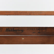 Load image into Gallery viewer, Vintage Hatherley Lattistep Wooden Six Step Step Ladders No.3928