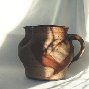 Large Earthen Jug