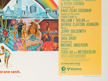 Load image into Gallery viewer, Logan's Run 1976 US Half Sheet Film Poster - detail 4