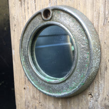 Load image into Gallery viewer, Vintage Industrial Small Mirror #2