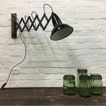 Load image into Gallery viewer, Raw Soviet Industrial Scissor Light