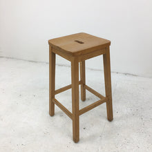 Load image into Gallery viewer, School Vintage Lab Bar Stool