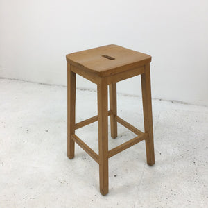 School Vintage Lab Bar Stool