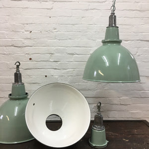 XL Factory Pendant Thorlux Light