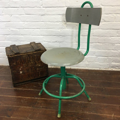Soviet Factory Industrial Chair