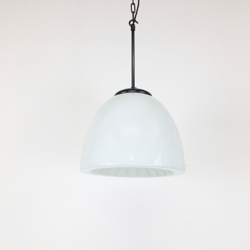 Czech Opaline Pendant Light