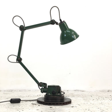 EDL Vintage Industrial Desk Lamp