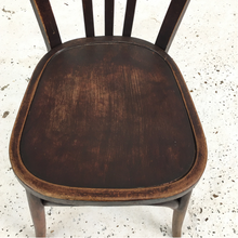 Load image into Gallery viewer, French Fischel Antique Bentwood Chair