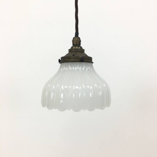 Mini Jefferson Moonstone Pendant Light