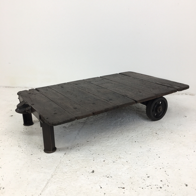 Tuglift Trolley Vintage Coffee Table
