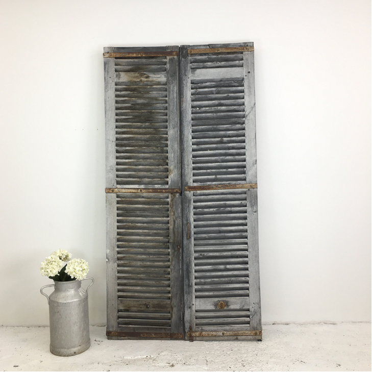 Vintage French Shutters