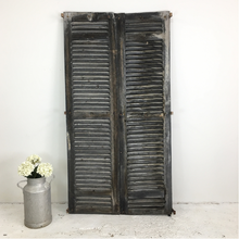 Load image into Gallery viewer, Vintage French Shutters