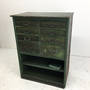 Vintage Workshop Haberdashery Drawers