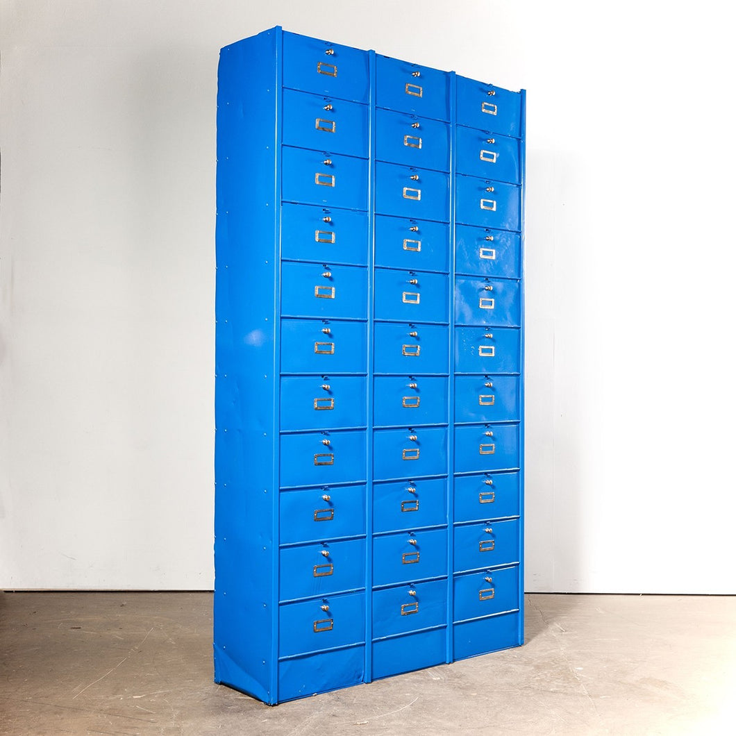 Large Roneo Metal Cabinet