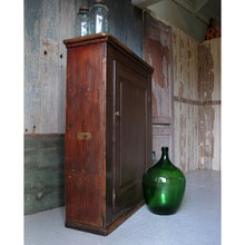 Load image into Gallery viewer, 19th century pine cupboard