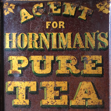 Load image into Gallery viewer, Horniman's Tea toleware cabinet