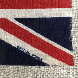 Vintage framed Union flag (No.12)