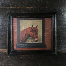 Load image into Gallery viewer, Naive horse oil painting - No.1