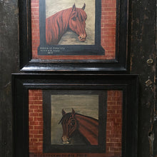 Load image into Gallery viewer, Naive horse oil painting - No.2