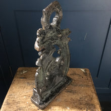 Load image into Gallery viewer, Victorian cast iron doorstop - fox