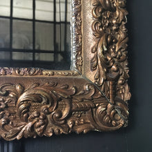 Load image into Gallery viewer, Gilt-Framed Mirror