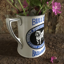 Load image into Gallery viewer, Bull Dog pub jug - Bass & Guinness