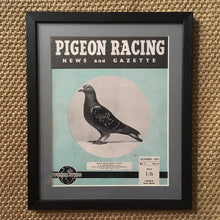 Load image into Gallery viewer, Vintage racing pigeon print – No.7 'Grantham's'