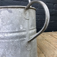 Load image into Gallery viewer, Galvanised 2 Gallon Watering Can - No. 3