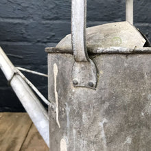 Load image into Gallery viewer, Galvanised 2 Gallon Watering Can - No. 4
